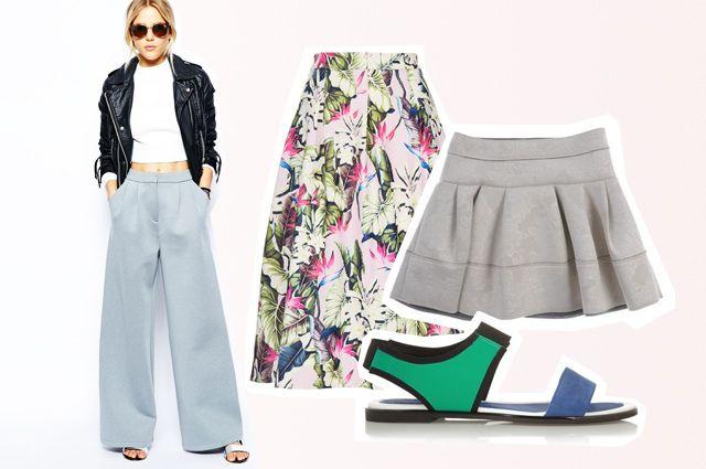 Modetrend Neopren im Sommer 2014 - Cockzeilkeider, Etuikleider, Hosen, Taschen und Bikinis aus Neopren online bestellen #trend #summer #theshopazine www.the-shopazine.de