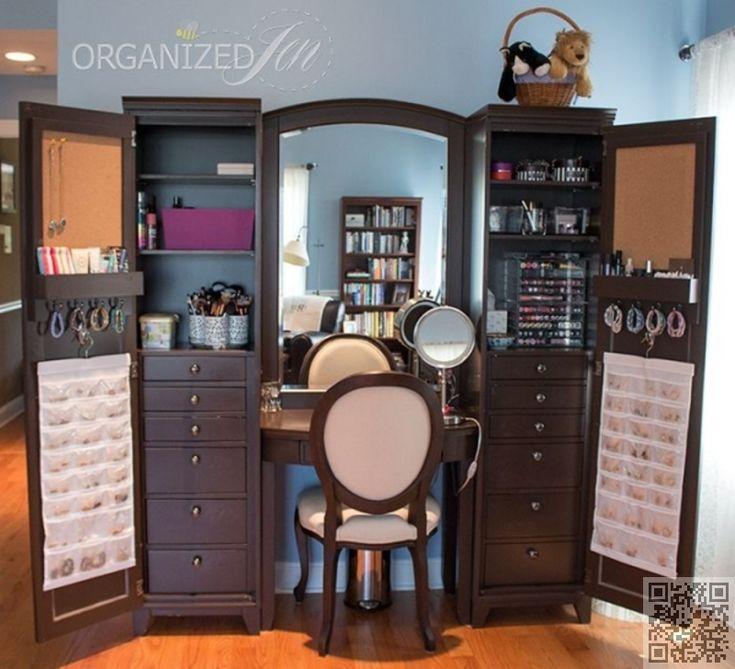 Find Your #Fantasy #Makeup Room #Inspiration Here ...