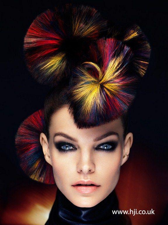 Mark Leeson British Hairdresser of the Year 2015 finalist финалист премии британский парикмахер года 2015 BHA