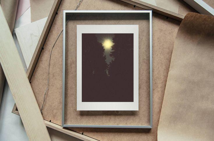 The Sun, 18 X 24 cm on A4 - Find it here: http://shop.palegrain.com/product/the-sun-small - #limitededition #print #photography #interior #interiör #sweden #gothenburg #palegrain #artwork