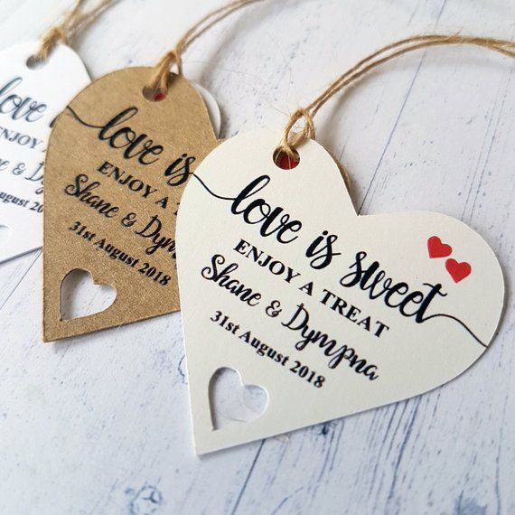 Personalised Wedding Couple Party Stickers Labels Favours Sweet Bags Thank you