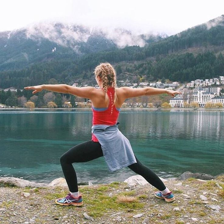 Focus, feel and find your MOVE @fittarn  Shop Yoga essentials via our…