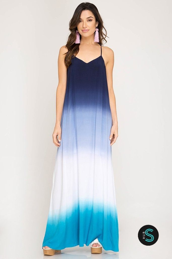 11+ Ombre maxi dress information