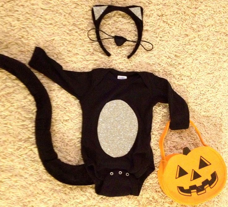 Homemade (sort of) Cat Costume for the BabyOctober 31, 2012 by admin