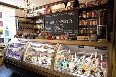 Ice Cream | Heavenly Chocolate and Bespoke Cakes