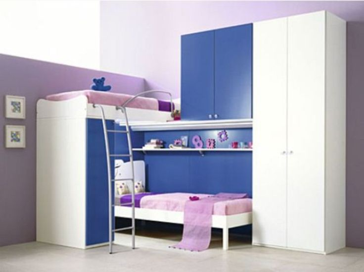 Bunk Bed Ideas For Small Rooms 51 best bunk bed inspiration images on pinterest   nursery