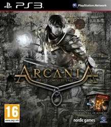 Out now!  Arcania the Complete Tale Game PS3.  $35 delivered!