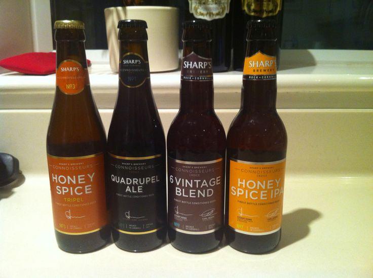 Sharp's Brewery - more than just Doom Bar!