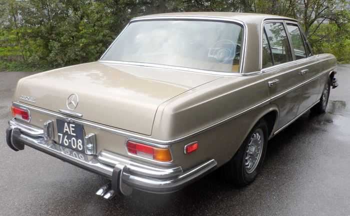 Mercedes 280 SE - 1970