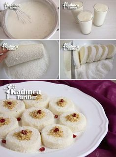 Anasayfa » Sütlü Tatlılar » Kokoş Lokum Tarifi Kokoş Lokum Tarifi Sütlü Tatlılar 15 Şubat 2016 0 yorum Sponsorlu Bağlantılar Kokoş Lokum Tarifi için Malzemeler Muhallebisi için; 1 litre süt, 2 çay bardağı un (çay bardağı ölçüsü: 11o ml.), 2 çay bardağı toz şeker, 1 paket vanilya (5 gram), 50 gram margarin veya tereyağı. Bulamak için; Bolca Hindistan cevizi.