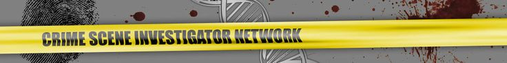 Crime Scene Investigator Network