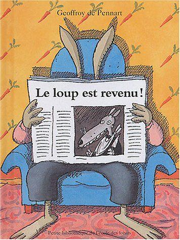 Le loup est revenu !:Amazon.fr:Livres