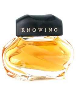 Knowing by Estee Lauder is a warm and elegant woodsy Chypre Floral fragrance.  The top notes begin with the floral freshness of mimosa, pittosporum, sweet rose and tuberose, combined with sparkling fruity notes of plum and melon. There are floral notes mingling with a sweet woodsy note of patchouli and iris and spicy clove and bay laurel. The chypre base includes precious woods (sandalwood, vetiver, patchouli), oakmoss and civet…