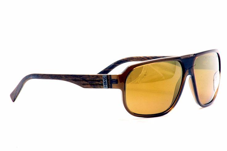 Joylot.com Smith Optics Sunglasses Gibson Green Wood Polarized