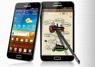 Samsung Galaxy Note N7000 Price In India