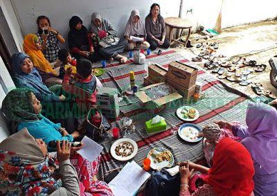 Bank Sampah Melati Bersih: Sosialisasi Program 'Chocolatos Day - Garudafood' ...