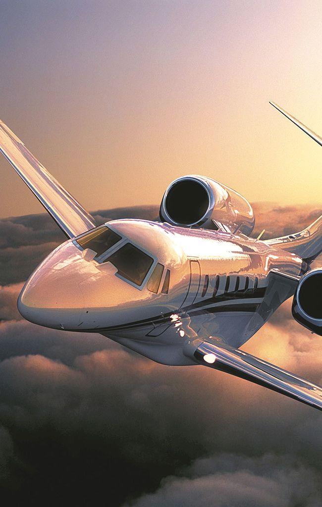 Private Jet. I would love to fly this and go where I want!!!