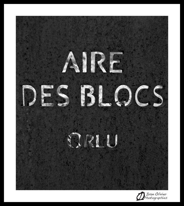 """Les Blocs d'Orlu (Haute-Ariège) """"La Cour des Miracles"""""""