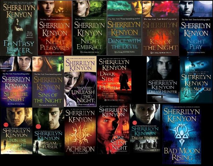 Dark Hunter Series by Sherrilyn Kenyon
