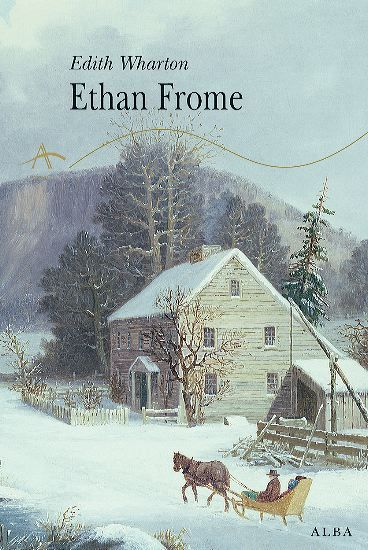 literary analysis of the classic novel ethan frome by edith wharton In this lesson, we'll analyze the symbols used by edith wharton in her classic novel 'ethan frome,' talk about how these symbols help to reveal the.