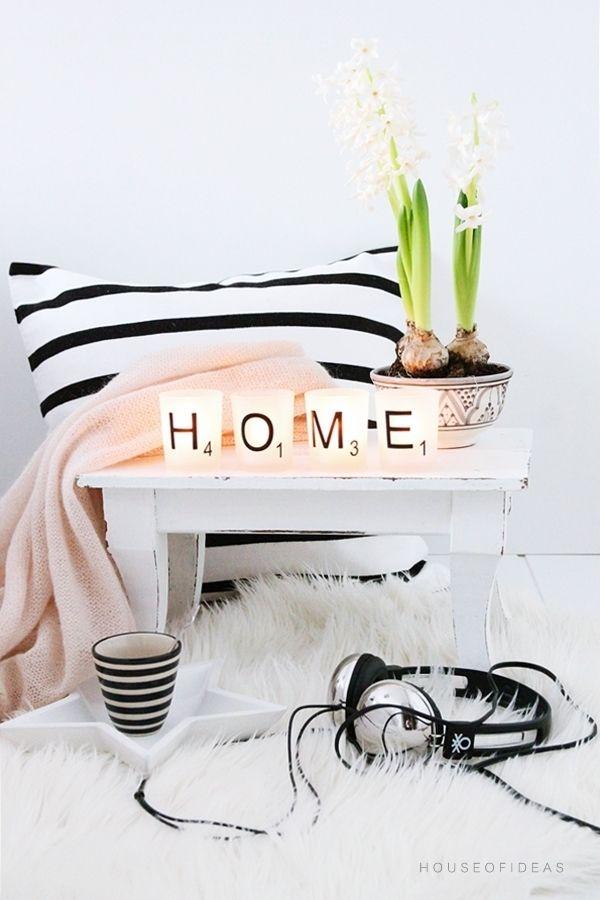 4 Teelichthalter Glas HOME - HOUSE of IDEAS Orientalische Dekorationsartikel und Bunzlauer Keramik