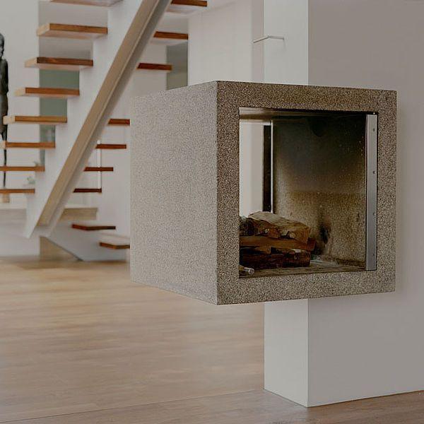Kamineinfassung- Concreto