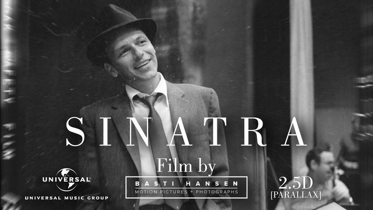 VON BASTI AUS KÖLN. SCHÖNER PARALLAX EFFEKT. Universal Music asked me to create a video about Frank Sinatra who would have had his 100th birthday on December 12, 2015 - to promote the Ultimate Sinatra C...