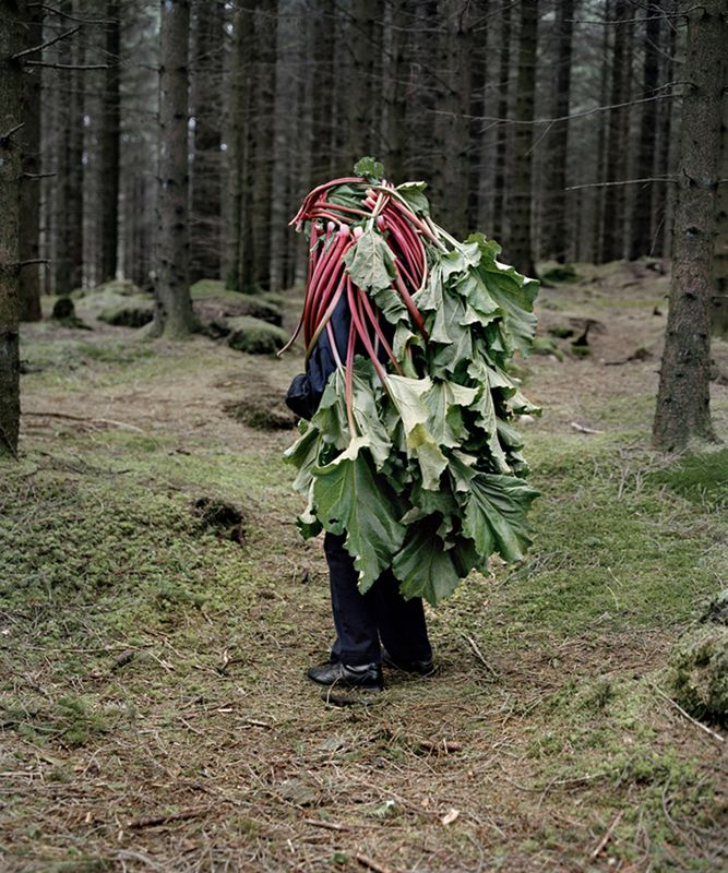 Norway / Astrid - Eyes as Big as Plates started out as a play on characters and protagonists from Norwegian folklore with the Norwegian photographer Karoline Hjorth. The series has since moved on to exploring the mental landscape of the Finns, New Yorkers, French, Icelanders and the Faroese.