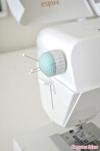Игольница и фартук - органайзер для швейной машинки. Мастер - класс. Обсуждение на LiveInternet - Российский Сервис Онлайн-Дневников
