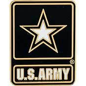 U.S. Army Logo pin - Meach's Military Memorabilia & More