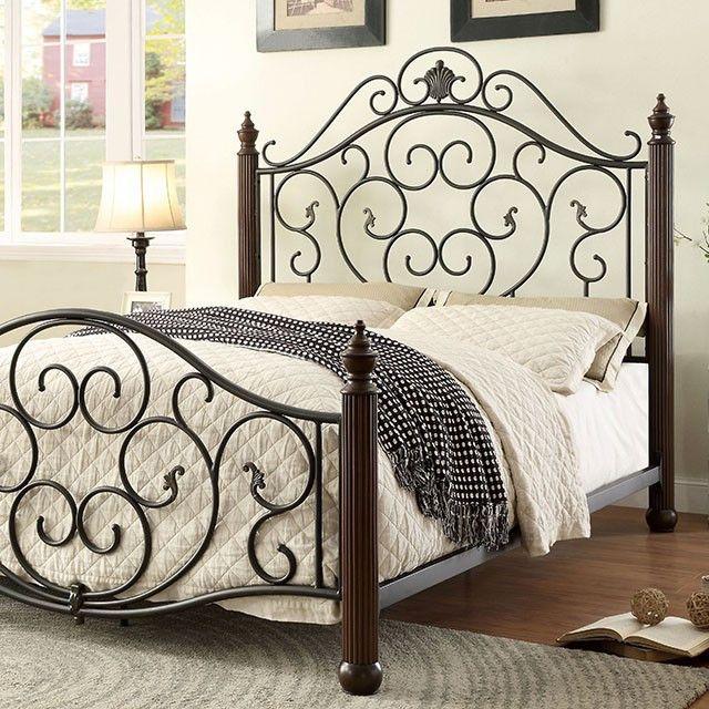 Furniture Of America Queen Bed Hankinson