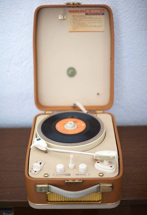 66 best Tourne- disques vintages images on Pinterest Vinyls