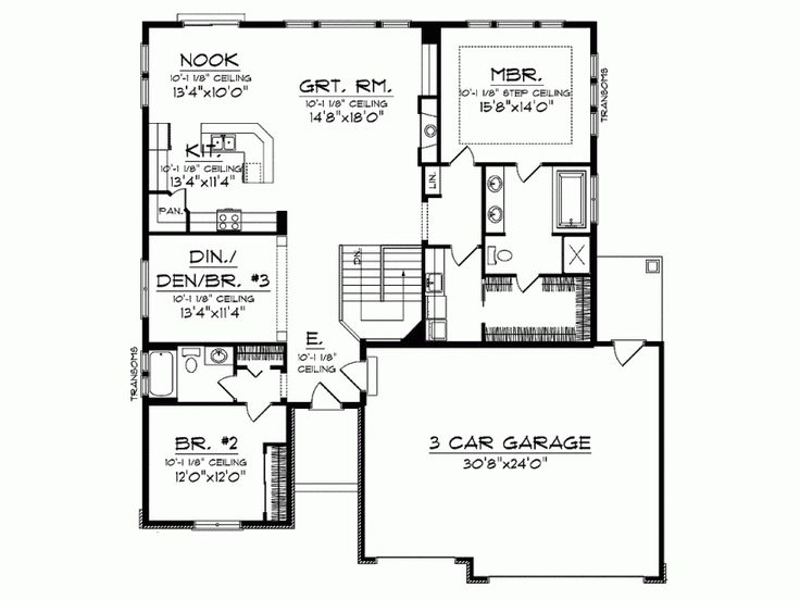 9 best House Plans with Potential images on Pinterest
