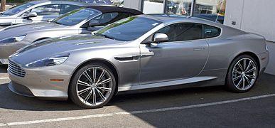 2011–2012 Aston Martin Virage