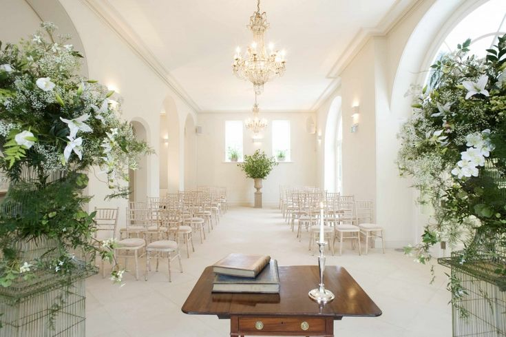 Wedding Venues in Shropshire, West Midlands | Iscoyd Park | UK Wedding Venues Directory - Image courtesy of Iscoyd Park.