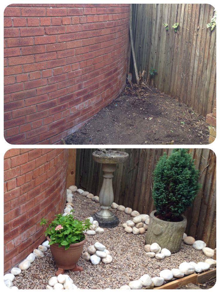 My corner rockery garden pinterest gardens for Garden allotment ideas