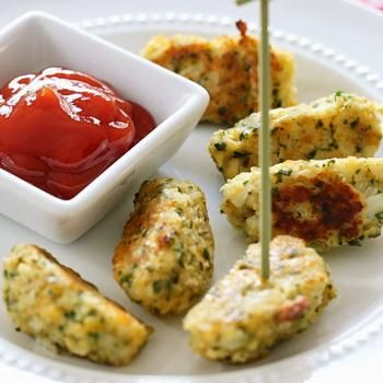 If you need a way to get your family to eat more vegetables, give these a try. These kid-friendly cauliflower tots are so good, they won't realize they are eating cauliflower.