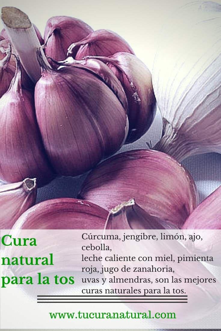 Cura natural para la tos 10 remedios que encontrarás en tu cocina