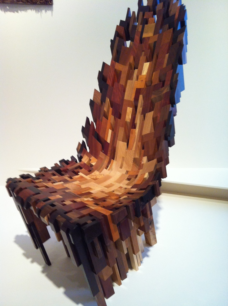 Against the grain wood in contemporary art craft and for Modern arts and crafts