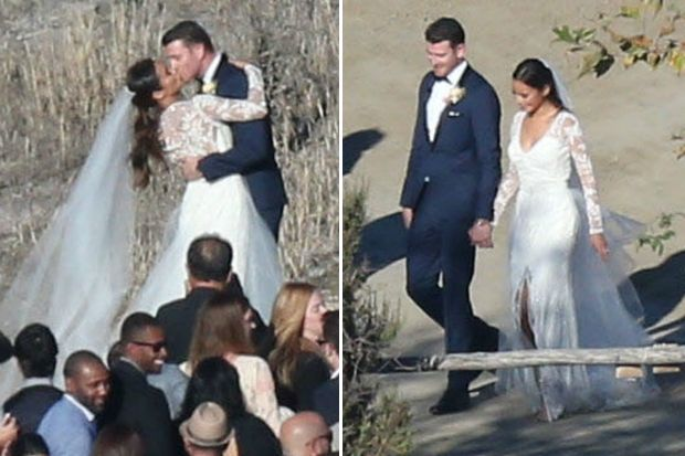 Jamie Chung and Bryan Greenberg Have Tied the Knot
