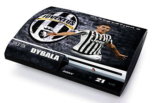 JUVENTUS DYBALA ULTRAS JUVE Skin Cover PS3 FAT HD limited edition DECAL COVER ADESIVA STICKER Playstation 3