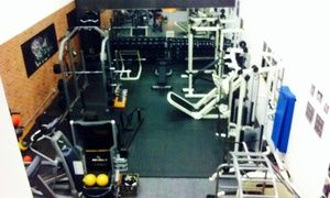 Groupon - Six Weeks of Gym Membership at Muscle Hypertrophy LLC (70% Off) in Multiple Locations. Groupon deal price: $18