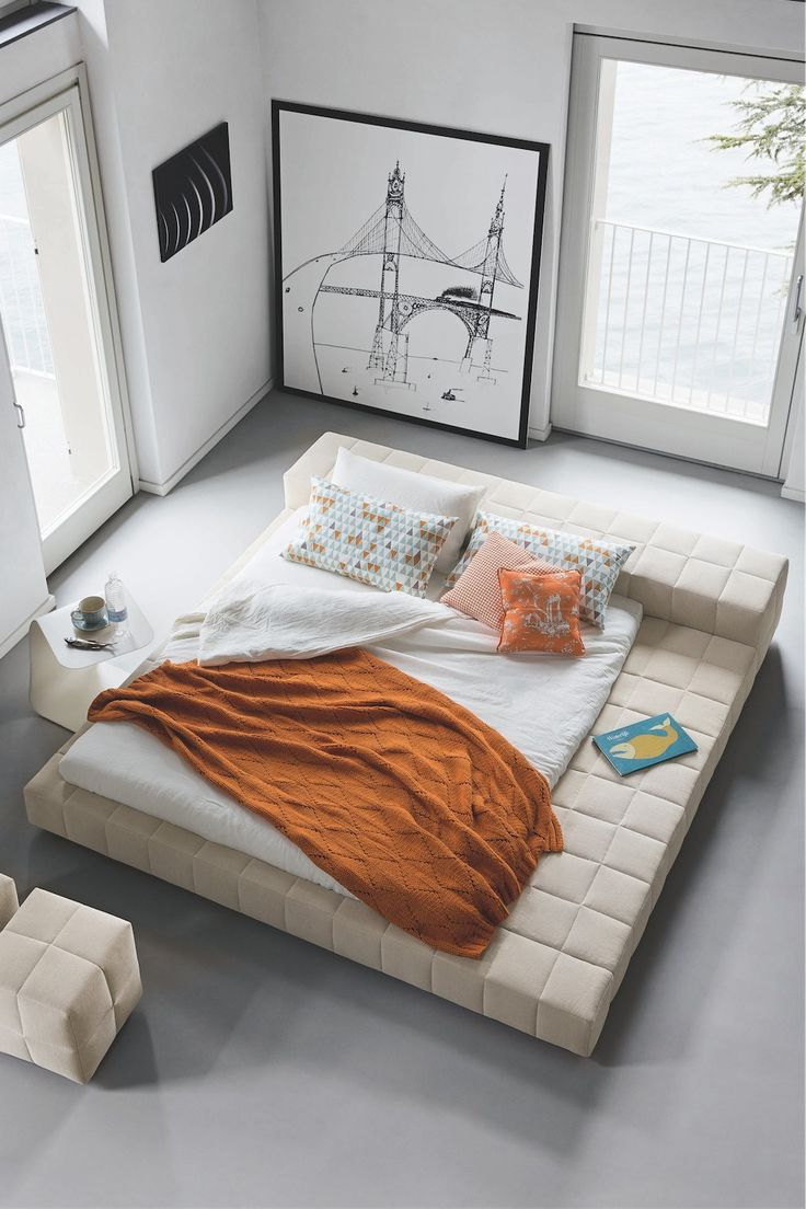119 best beds images on pinterest   3/4 beds, room and double beds