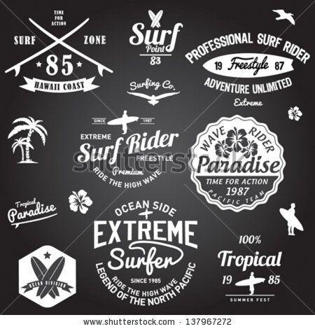 143 Best Retro Surf Images On Pinterest