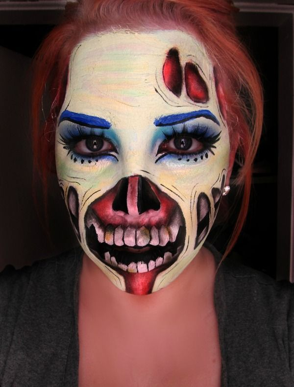 108 best Zombie images on Pinterest | Halloween ideas, Costume ...