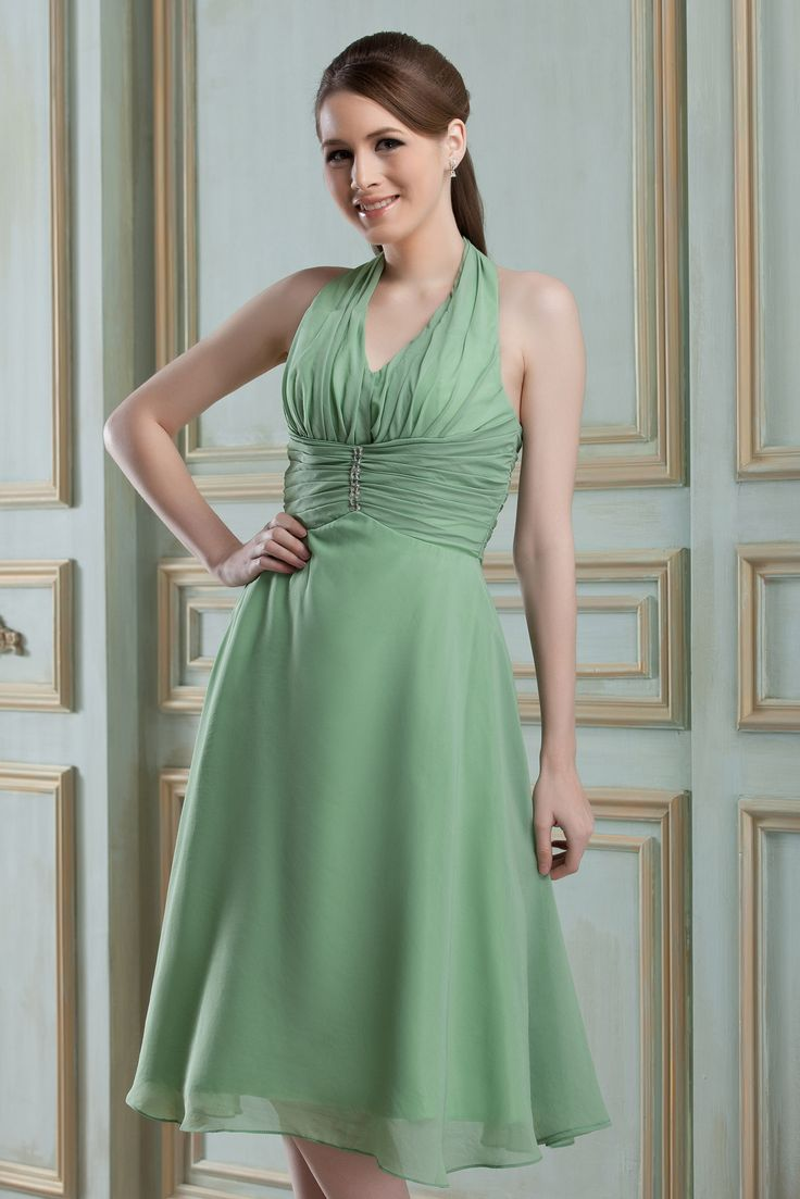 20 best bridesmaid dresses images on pinterest ankle length 9503 dresswe supplies hot ruched a line v neck tea length nadyas bridesmaid dress ombrellifo Image collections