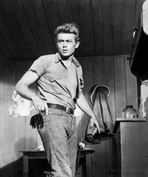 Until the 1950s, denim pants were called overalls or waist overalls, but in the following decade, teens started referring to them as jeans. During that time, jeans took on a bad-boy image — popularized by actors like James Dean and Marlon Brando in such roles — which led many schools to ban kids from wearing them to class.