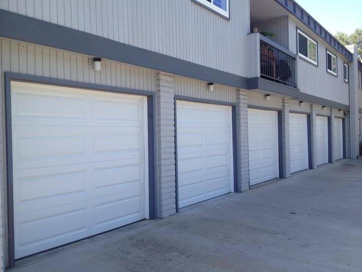 11 best images about steel garage door on pinterest for R value of old wood garage door