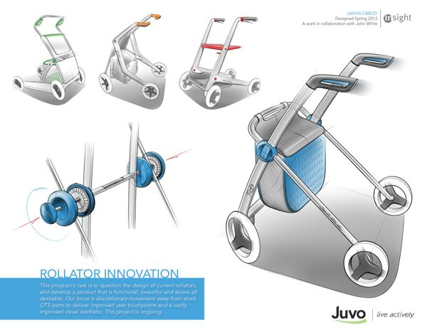 Product Reel by Jason Carley, via Behance