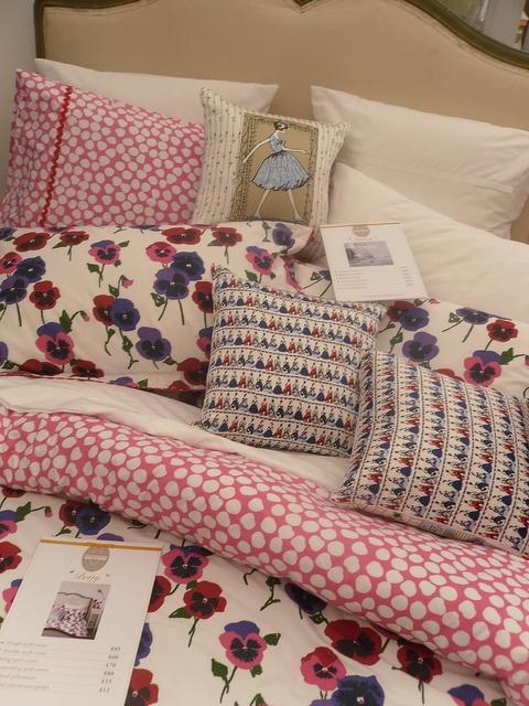 Horrockses lovely new bedding range based on 50s designs